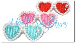 Heart Sunglasses*Lace