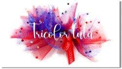 Tricolor tutu