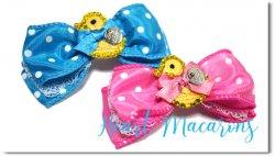 Heart Macarons*