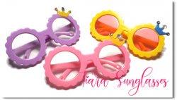 プレゼントに最適!Tiara Sunglasses