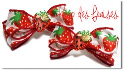 Champ des fraises*bijou