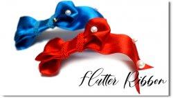 Flutter ribbon