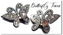 Butterfly Tiara*mini