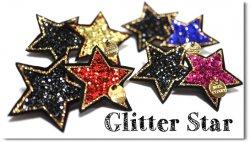 Glitter star*