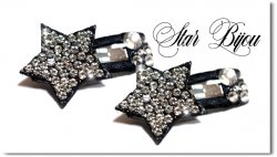 Star bijou pin