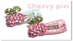 Cherry pin*pastel