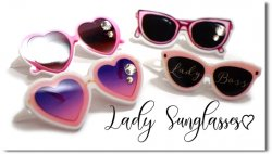 Lady*Sunglasses