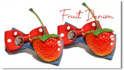 Fruit Denim