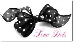 Love dots*Black