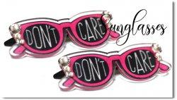 Sunglasses*hot pink