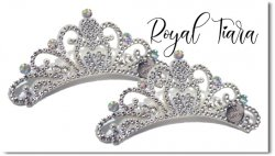 <img class='new_mark_img1' src='https://img.shop-pro.jp/img/new/icons55.gif' style='border:none;display:inline;margin:0px;padding:0px;width:auto;' />Royal Tiara