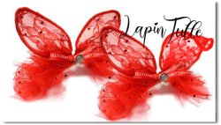 Lapin Tulle*red