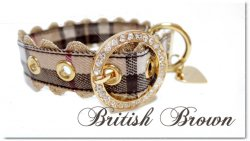 British Brown gb◆ベルト