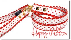 Happy Ribbon Red リード