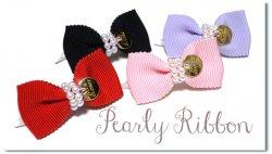 Pearly ribbon◇