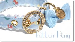 Ribbon Pony blue◆ベルト