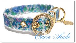 LIBERTY  Claire Aude Blue◆ベルト
