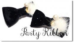 Party Ribbon b* Pearl◇