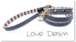 Love Denim  trico g リード (フリル有り)