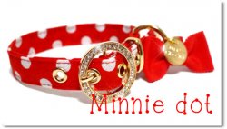 Minnie dot◆miniベルト