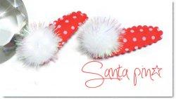 Santa pin*