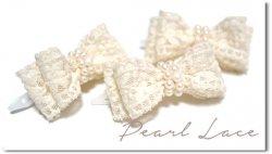 Pearl lace*hard