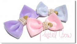 Pastel Bow*