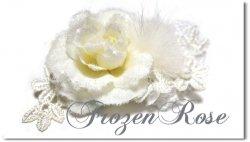 Frozen Rose*