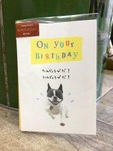 ポップアップカード/誕生日