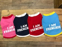 <img class='new_mark_img1' src='https://img.shop-pro.jp/img/new/icons60.gif' style='border:none;display:inline;margin:0px;padding:0px;width:auto;' />I AM FRENCHIE Tシャツ/BUHI PANIC