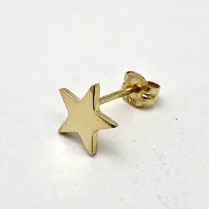 星ピアス 片耳[K18]