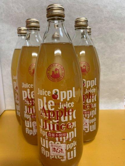 果汁100% 農薬不使用きおう(黄王)りんごジュース 50箱限定お買得【1000ml×6本入り】 数量限定販売ですのでなくなり次第終了です。お求めの方はお急ぎください!