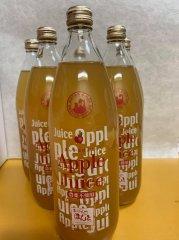 果汁100% 農薬不使用きおう(黄王)りんごジュース 50箱限定お買得【1000ml×6本入り】を産地直送で通信販売
