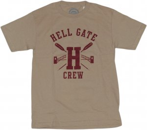 <img class='new_mark_img1' src='https://img.shop-pro.jp/img/new/icons20.gif' style='border:none;display:inline;margin:0px;padding:0px;width:auto;' />LICK NYC HELL GATE CREW Tシャツ -ベージュ