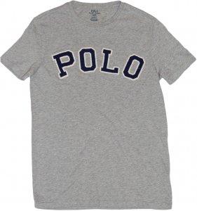 POLO RALPH LAUREN 半袖Tシャツ -グレー