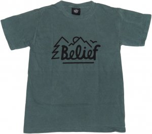 Belief NYC OUTSIDERS Tシャツ -スプルゥース