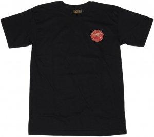 BENNY GOLD ZEPPEIN Tシャツ -ブラック
