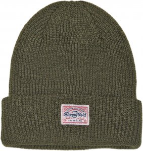 BENNY GOLD ANTI-WORK WEAR BEANIE -カーキ