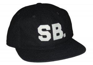 NIKE SB ストラップバック -ブラック