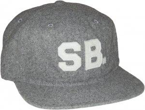 NIKE SB ストラップバック -グレー