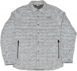 THE NORTH FACE KINGSTON THERMOBALL シャツジャケット -グレー