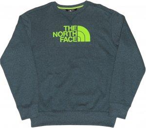 THE NORTH FACE クルーネックスウェット -グリーン