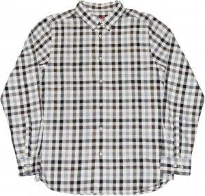 THE NORTH FACE ギンガムチェックシャツ - ブラック