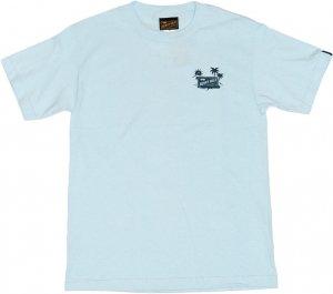 BENNY GOLD ISLAND  Tシャツ -パウダーブルー