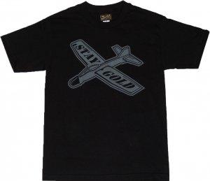 BENNY GOLD GLIDER  Tシャツ -ブラック