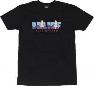 Belief NYC GREAT ESCAPE Tシャツ -ブラック