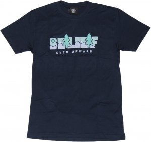 Belief NYC GREAT ESCAPE Tシャツ -ネイビー