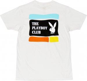 Good Worth & Co X Playboy Club Tシャツ -ホワイト