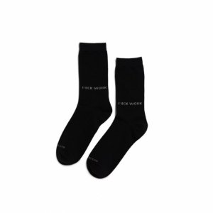 Good Worth&Co X Playboy Socks -ブラック