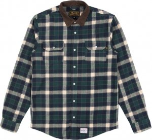 Benny Gold Venture Flannel Shirt -グリーン